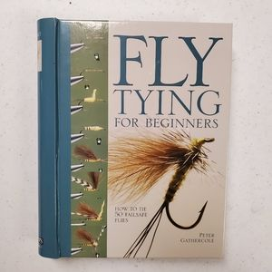 Fly Tying for Beginners Book